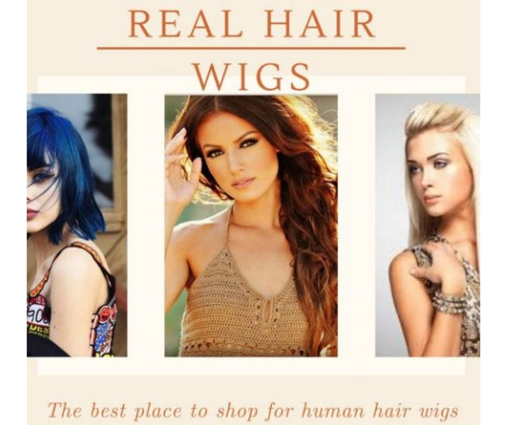 What's the best place to find Real Hair Wigs
