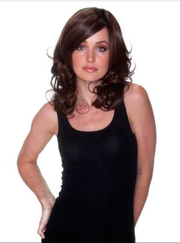 Americana Monofilament Lace Front Wig