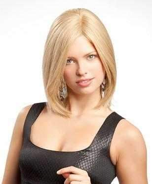 Amy Wig  (Human Hair Blend - Heat Resistant)