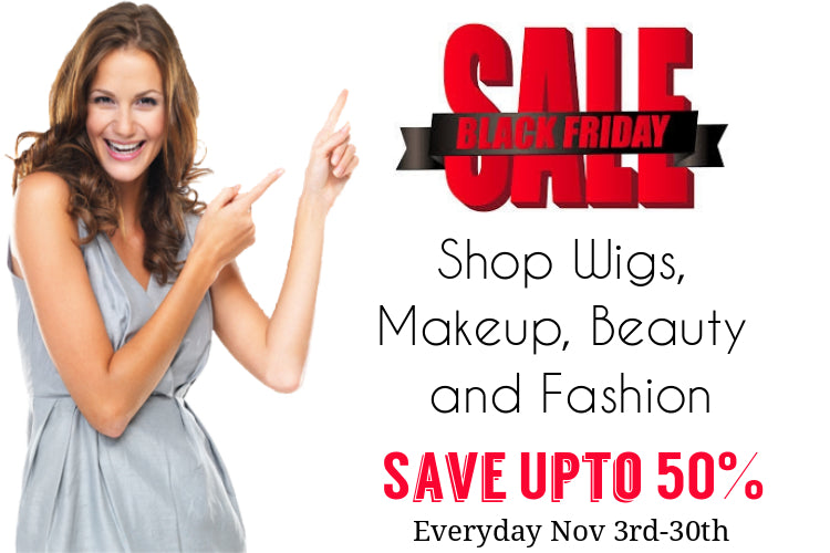 Countless Options On Discounted Wigs! Time To Save Big This Month!