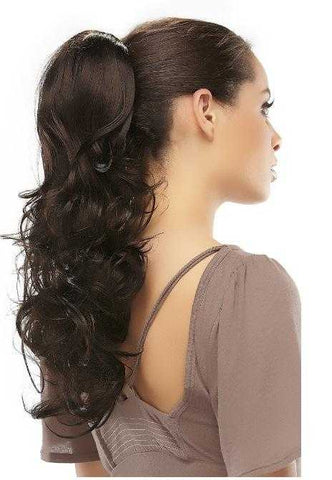 Foxy ponytail hairpieces