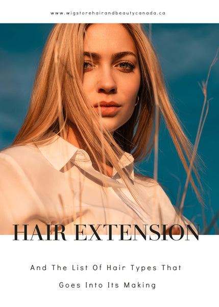 Hair Extension Canada