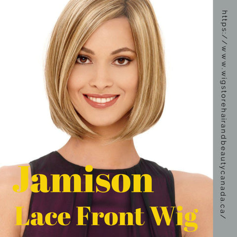 Janison Lace Front Wigs