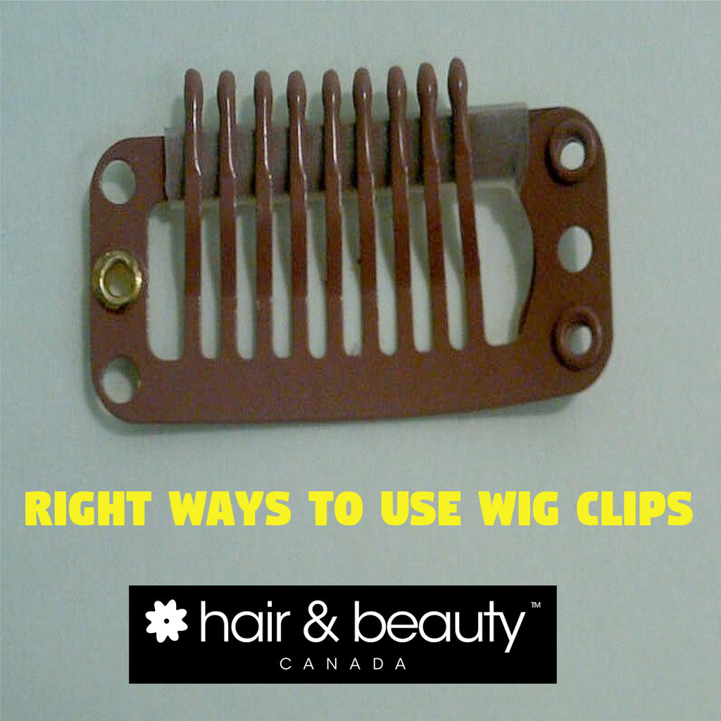 wigs-clips