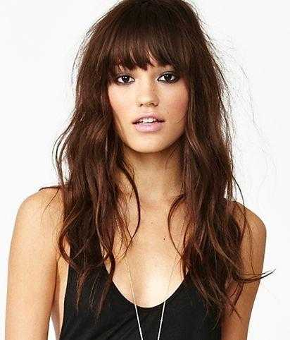 Bangs - Clip In Bangs - Human Hair