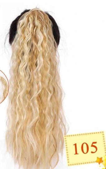 Hair Extensions - 22 Inch Wrap Around Ponytail Extension