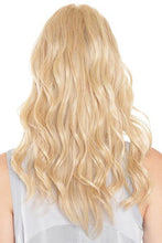 "Load image into Gallery viewer, Hairpieces - 18"" Wavy Heat Resistant Fibre Lace Front Mono Hairpiece Topper"