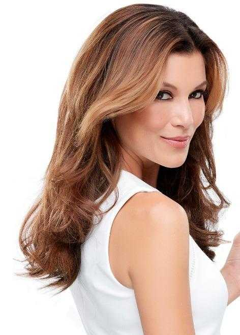 "Hairpieces - Easi Crown HD - 18"" HD Top Piece - Heat Resistant Fibre"