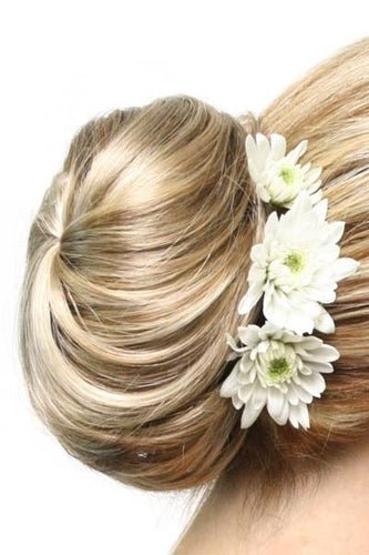 Hairpieces - Elegance Bun
