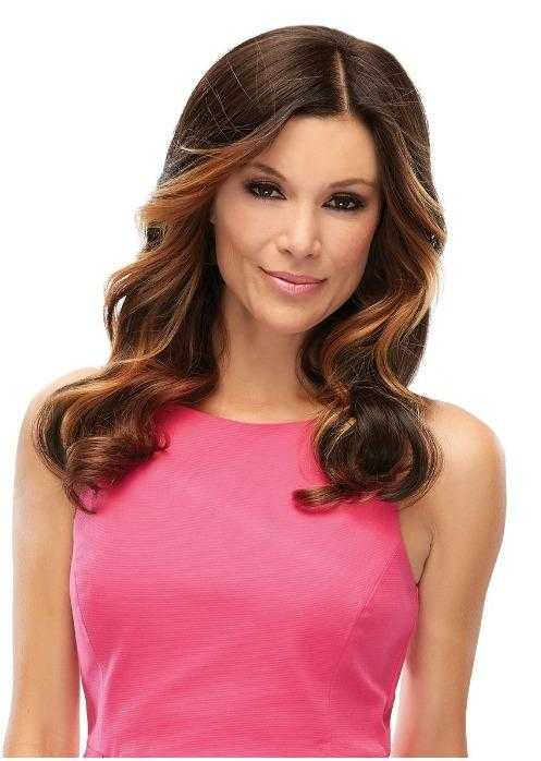 Hairpieces - Top Level Synthetic Hair Topper Hairpiece