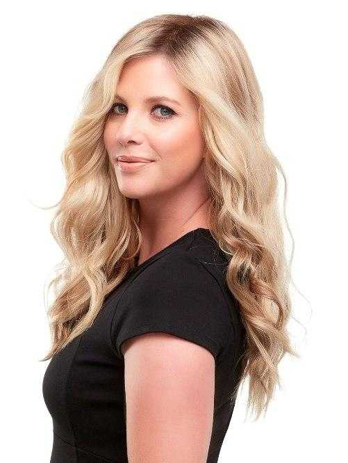 Hairpieces - Top Wave 18 Inches Synthetic Hair Topper