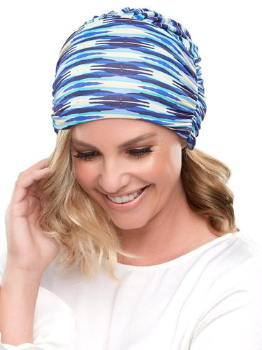 Hats & Turbans - Elegant Softie Print