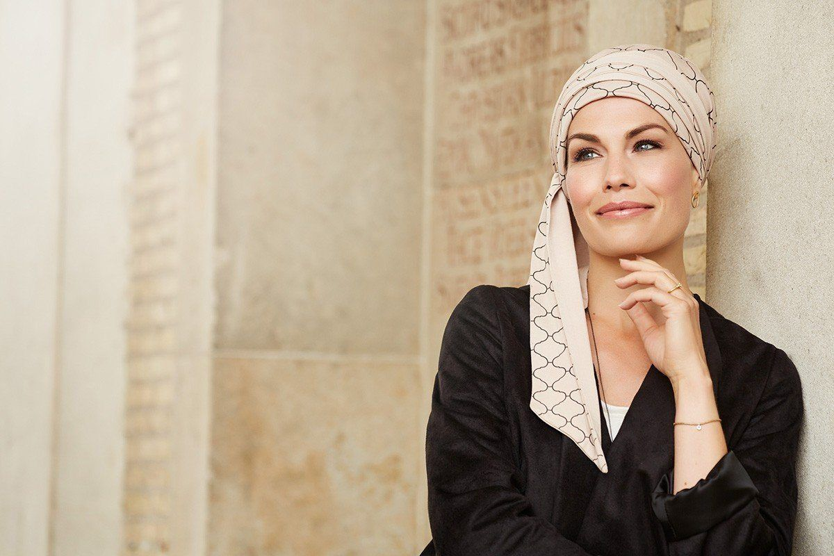 Headwear - Stylish Reversable Bamboo Head Scarf