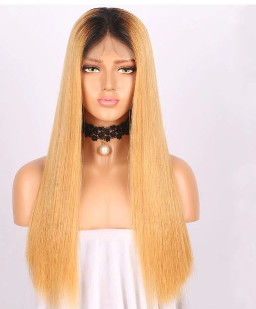Human Hair Wig - Everly Human Hair Lace Front Wig