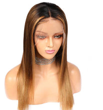 Load image into Gallery viewer, Human Hair Wig - Henessy | Lace Front Human Hair Brazilian Wig