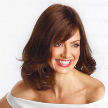 Load image into Gallery viewer, Human Hair Wigs - Sawyer Human Hair Monofilament Wig By Revlon