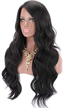 Load image into Gallery viewer, Keisha Synthetic Yakki Texture Wavy Wig