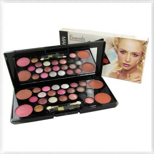 Makeup - Eyeshadow & Blush Combo Kit