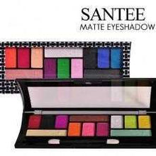 Load image into Gallery viewer, Makeup - Santee Matte Eyeshadow Palette