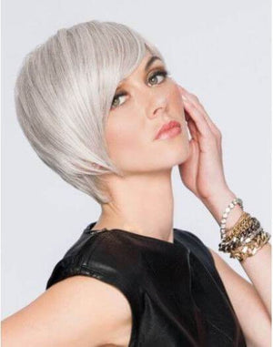 Synthetic Wigs - Angled Cut Wig