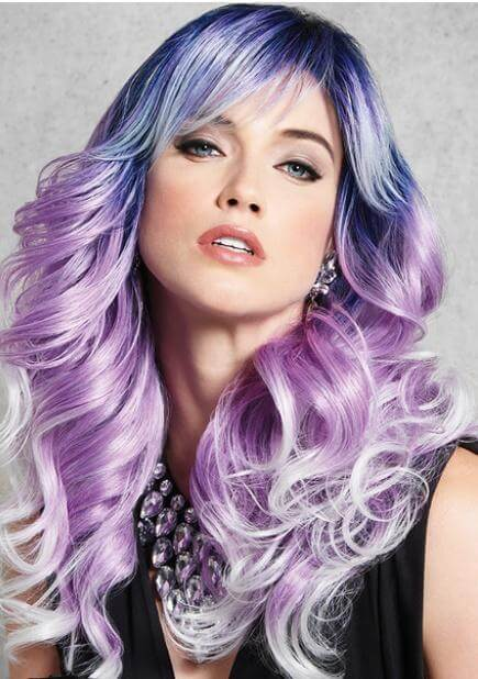 Synthetic Wigs - Arctic Melt Wig