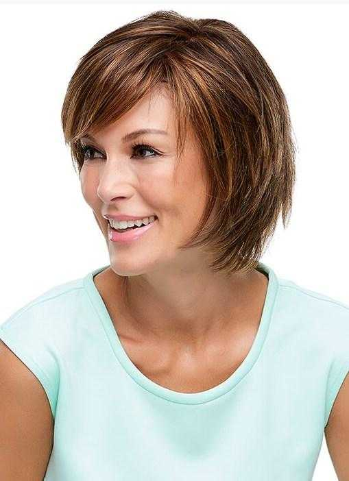 Synthetic Wigs - Diane - Mono Hand Tied Smart Lace Wig