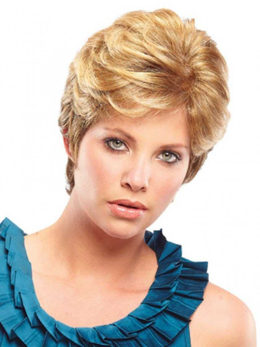 Synthetic Wigs - Josie Monofilament Top Wig [Clearance]