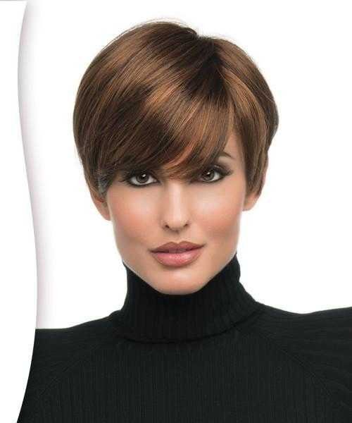 Synthetic Wigs - Kris (Mono Part) Wig