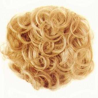 Synthetic Wigs - Pull Thru Hairpiece Addition (Synthetic Fibre)