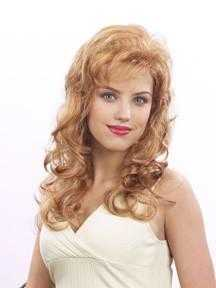 Synthetic Wigs - Rose Layered Wig