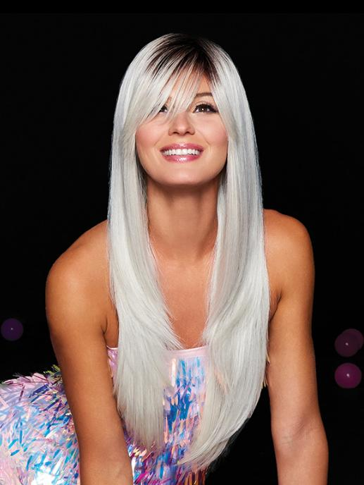 Synthetic Wigs - Sugared Pearl Wig