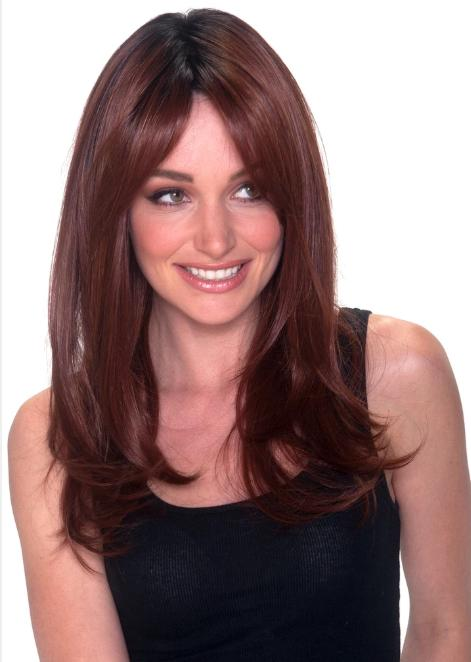 Synthetic Wigs - Tea Leaf Hand-tied Lace Front Wig