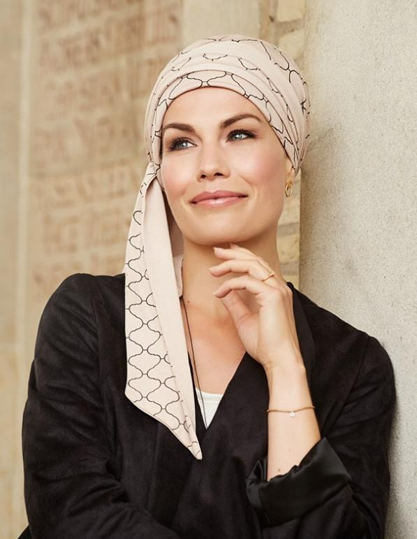 Turbans - Comfort Wrap And Scarf PRINT