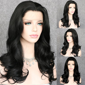 Wig - Avery Synthetic Lace Wig With Natural Wave