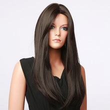 Load image into Gallery viewer, Wig - Breanna Long Wig With Middle Part