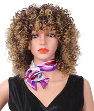 Load image into Gallery viewer, Wig - Latisha Heat Resistant Kinky Curly Wig