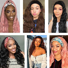 Load image into Gallery viewer, Wig - Loose Body Wave 24Inch Headband Wig