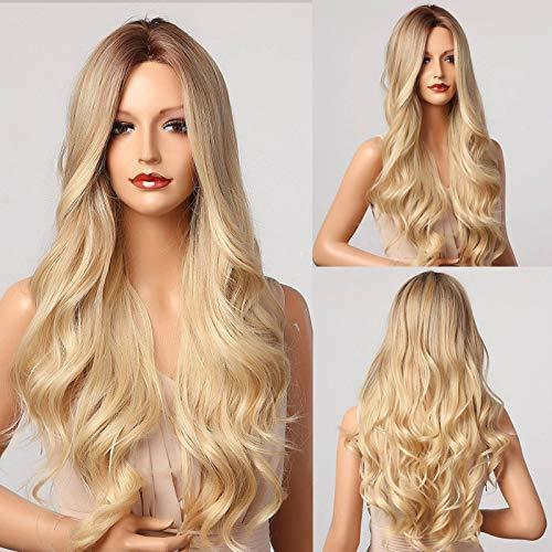 Wig - Trianne Extra Long High Temperature Wig With Waves