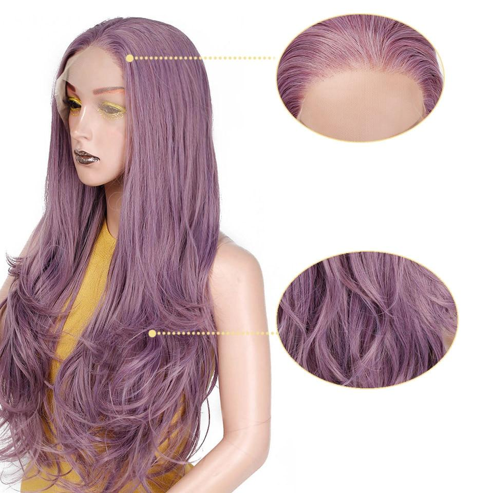 Wigs - Long Curly Synthetic Cosplay Wig