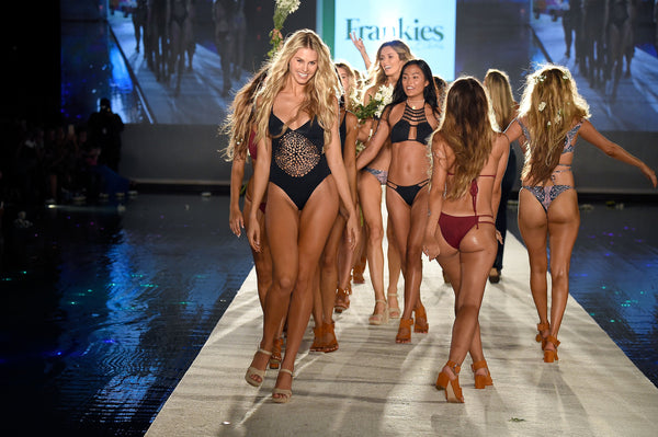 Frankies Bikinis 2017 Runway Show at Miami Swim Week