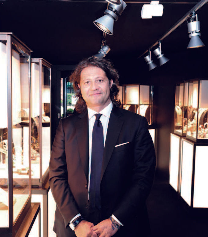 Damiani Generations of Excellence - Interview with CEO Guido Grassi Damiani