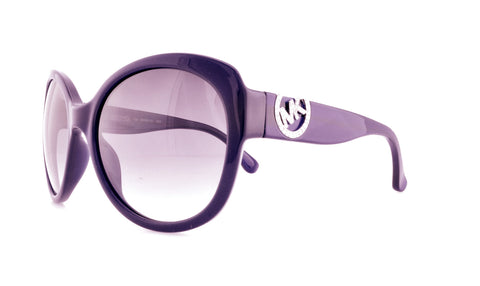 Michael Kors Womens Tori Sunglasses in Purple M2891S 403 57 Grey Lenses