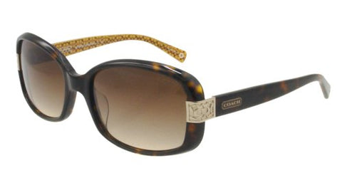 Coach Sunglasses HC 8003A TORTOISE 5033/13 HC8003A brown