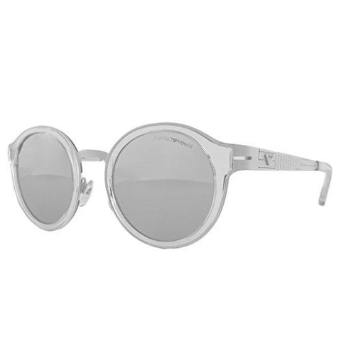 Emporio Armani EA 2029 Men's Sunglasses Matte White 48