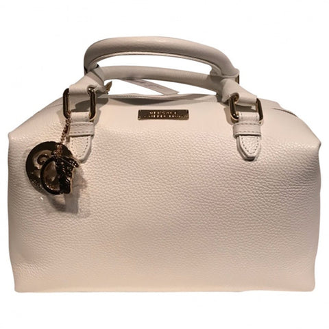 Versace Collection - White Leather handbag