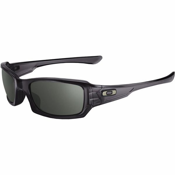Oakley Fives Squared Sunglasses Warm Grey Lens 9238
