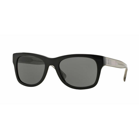 Burberry Mens B4211 F sunglasses black