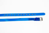 Diesel Transparent Blue Unisex Belt - One Size