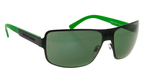 Emporio Armani Sunglasses Men EA 2005 GREEN 3014/71 EA2005