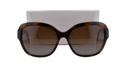 Michael Kors MK6027 Tabitha III Sunglasses Dark Tortoise w/Polarized Brown Gradient Lens 3006T5 MK 6027